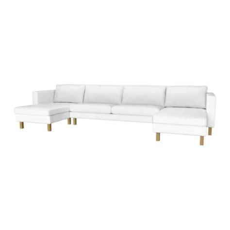 Karlstad Chair Cover Blekinge White by Karlstad 2 Chaise Lounges Sofa Blekinge White Ikea