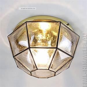 Glashütte Limburg Deckenleuchte : 8 eckig glash tte limburg deckenlampe leuchte 60s iron ~ Watch28wear.com Haus und Dekorationen