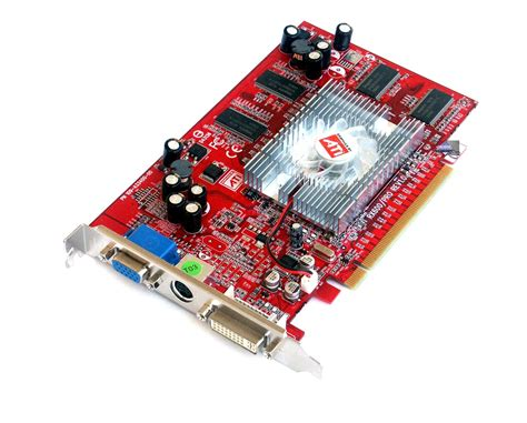 The card's also ideal for adding modern video support to home theater pcs thanks to its small size, sparse power needs, and cool temperatures. 3Digest: October 2005 ATI RADEON 300 128MB, 325/400 MHz)