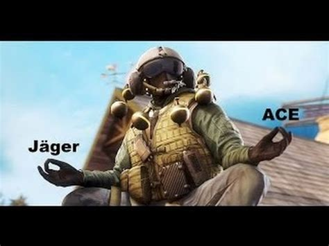 siege v駘o jäger ace best kills this week rainbow six siege