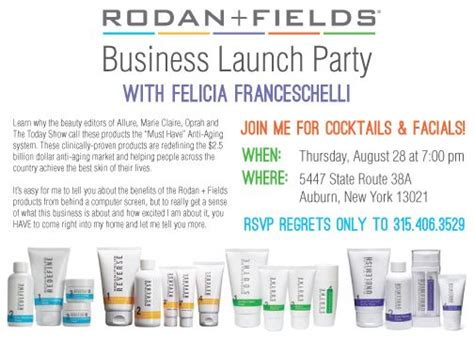 And Bbl Invitations Rodan Fields
