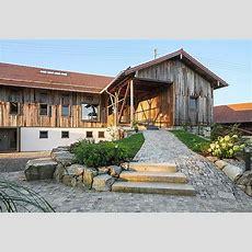 Questarchitekten Bauernhaus In Riedering Architektur