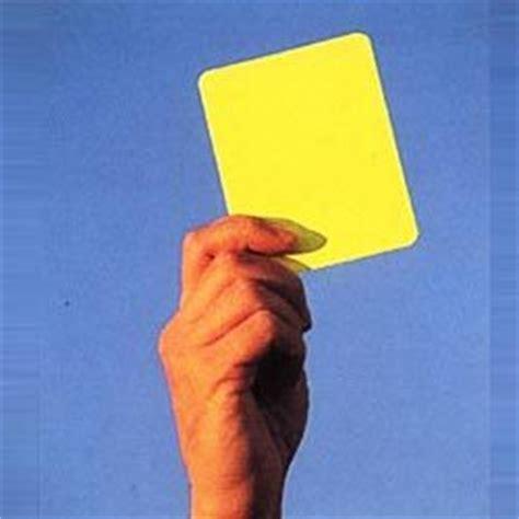 kartu kuning footballerswonderkid kartu kuning