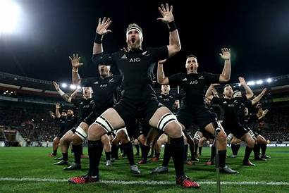 Blacks Zealand Rugby Background Team England Cup
