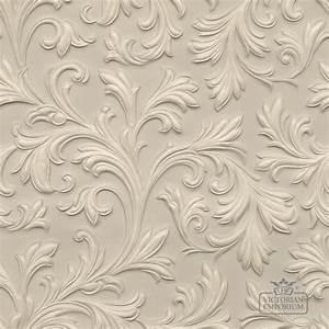 Lincrusta Wallpaper - VE1960 Lincrusta Wallpaper