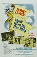 Poster Don't Give Up the Ship (1959) - Poster 1 din 20 ...