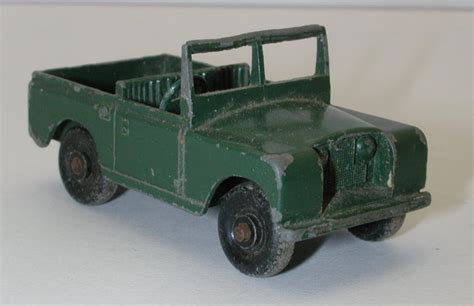 matchbox land rover matchbox lesney no 12 land rover series ii ebay