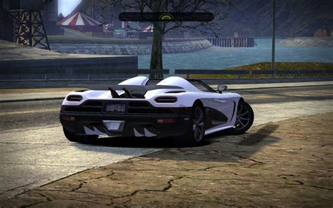 koenigsegg agera r need for speed most wanted location need for speed most wanted koenigsegg agera r nfscars