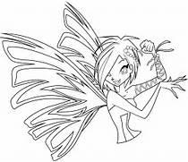 Winx Club Flora Sireni...