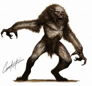 [creature] Werewolf   Subterranean Games
