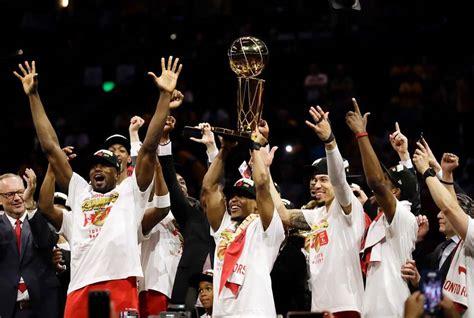 Raptors capture first NBA title, beat Warriors in Game 6 ...