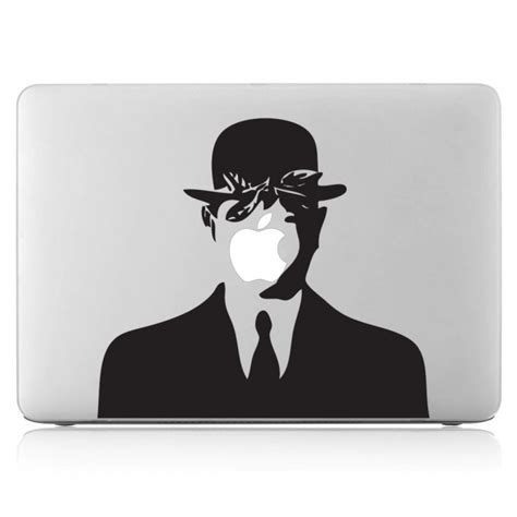 The Son Of Man Laptop  Macbook Vinyl Decal Sticker. Photoshop Lettering. Deviantart Banners. Word Signs Of Stroke. Power Puff Girls Stickers. Optical Illusion Wall Murals. Pfsf Murals. Glock Signs. Wooden House Signs Of Stroke