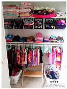 Cómo organizar la ropa de bebés Ahorradoras com