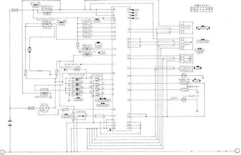 wiring diagram nissan sr20 24h schemes
