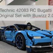 Lego technic 42083 bugatti chiron instructions manual book 1. LEGO Technic Bugatti Chiron 42083 RC Instructions - WW ...