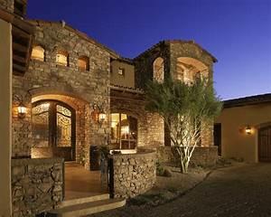 Awe-Inspiring Custom Italian Villa Stone House - Coronado
