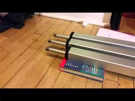 diy motorized standing desk controlling 3 linear actuators from raspberry pi