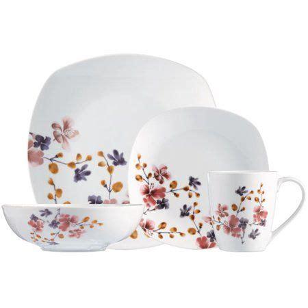 dinnerware walmart safdie piece bloom