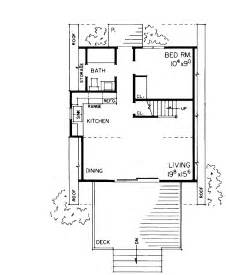 Small One Bedroom House Plans