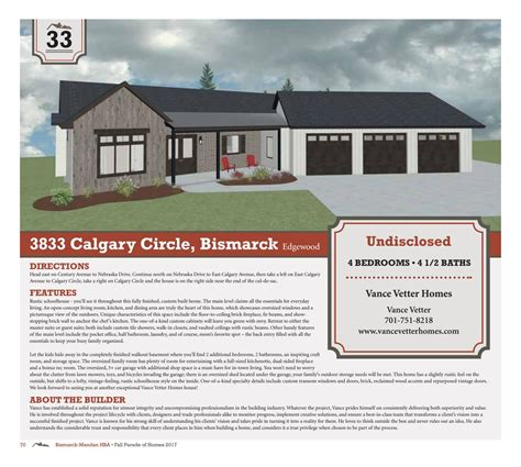fir kitchen cabinets 2017 fall parade of homes magazine by bismarck mandan home 3745