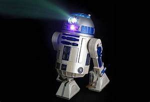 R2-D2 - Ultimate Digital Audio and Video Projector (VIDEO