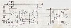 Wien Bridge Oscillator Circuit