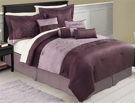 purple comforter set purple bedding sets the comfortables