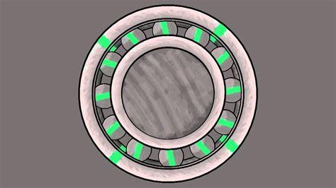 dsn animation   ball bearings work design squad