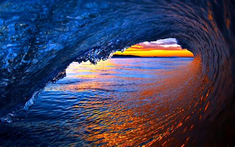 Beach Waves Wallpapers For Desktop (55+ Images