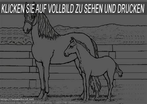 Ausmalbilder Hunde Und Pferde
