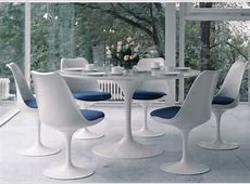 6 Tulip Tables for a MidCentury Modern Dining Room Cute