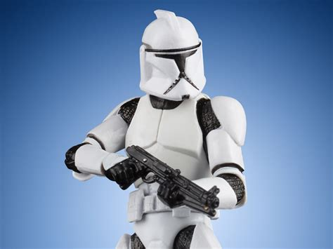 Star Wars: The Vintage Collection Clone Trooper (Attack of ...