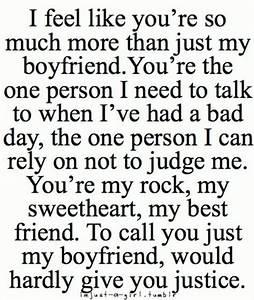 49 Cute Boyfriend Quotes for Him