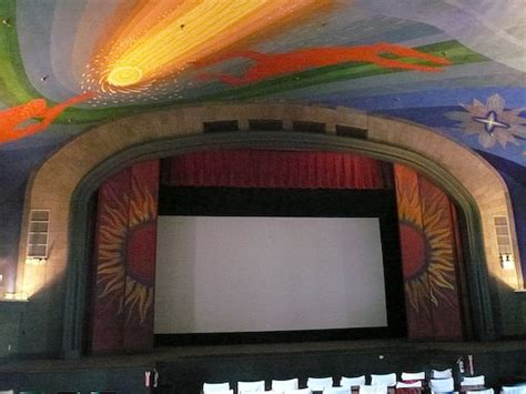 Rockwell Kent And The Cape Cinema Mural  The Berkshire