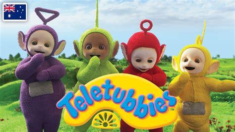 boneka mini teletubbies new teletubbies on abc australia