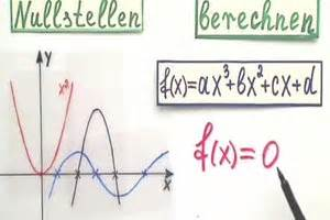 Nullstellen Berechnen Quadratische Ergänzung : video nullstellen berechnen so funktioniert 39 s korrekt ~ Themetempest.com Abrechnung