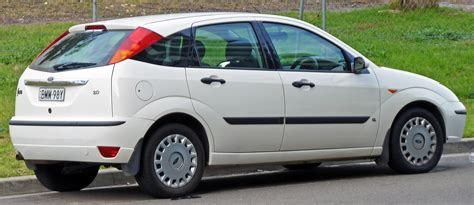 2002 FORD FOCUS - Image #1