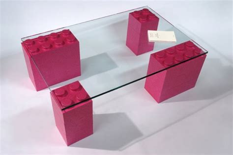 cool furniture designs    legos