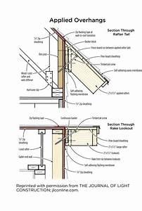 Barge Rafter Diagram