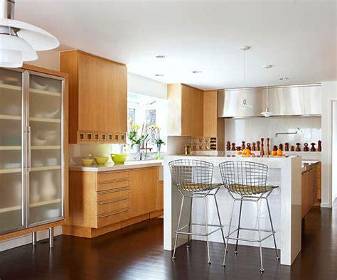 most modern kitchen design a midcentury modern makeover 7883
