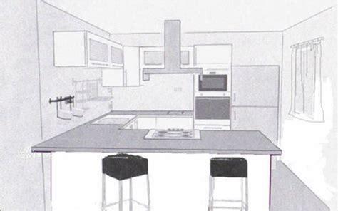 dessin cuisine 3d l 39 évolution en matiere de dessin 3d cuisines 3 cuisines équipées les petits ruisseaux