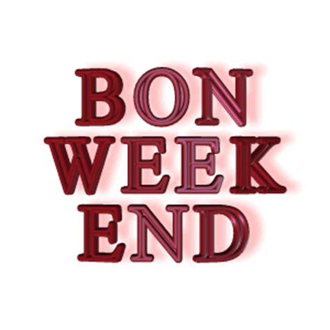 bon week end 3d