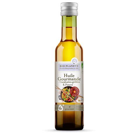 huile de coton cuisine gamme gourmet produits bio planète