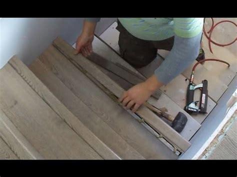 laminate stairs installation   install stair tread