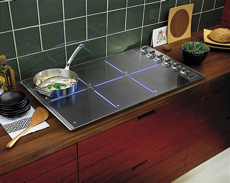 viking vicbst induction cooktop cooking zones