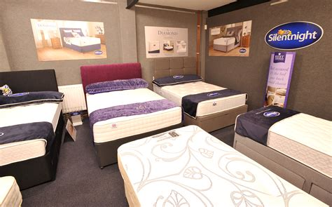 Bed Shops by Silentnight Beds Silentnight Mattress The Bed Shop Ashby