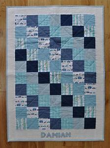 you to see baby boy quilt by geraldine conway