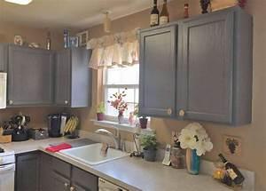 kitchen in driftwood milk paint 2228