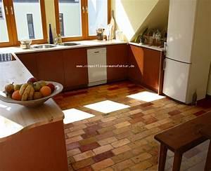 Welche Fliesen Für Die Küche : bodenfliesen und wandfliesen referenzen die ziegelfliesenmanufaktur ~ Sanjose-hotels-ca.com Haus und Dekorationen