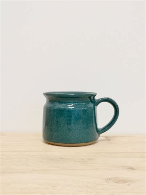 The era of monotonous kitchenware has come to an end; Forest Handmade Mug